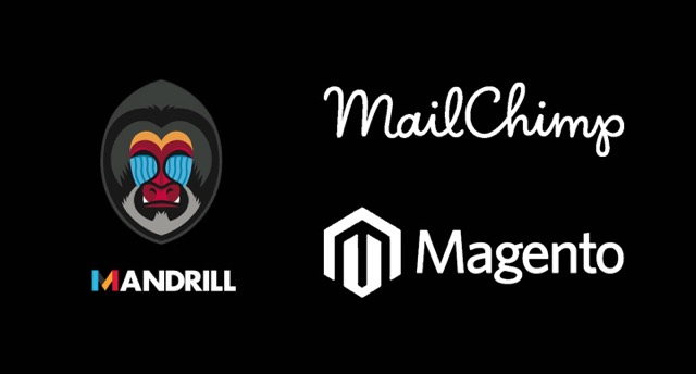 Mandrill and Mailchimp can now be directly integrated with Magento
