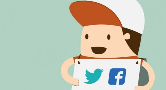How to shout about your eCommerce site on Social Media