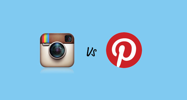 Instagram vs Pinterest. When promoting your eCommerce site, which platform's better?