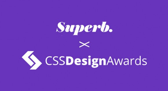 Superb win a Special Kudos Award!
