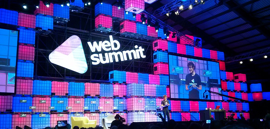 Web Summit Lisbon