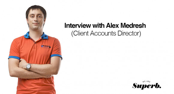 Interview: Alex Medresh, Client Accounts Director