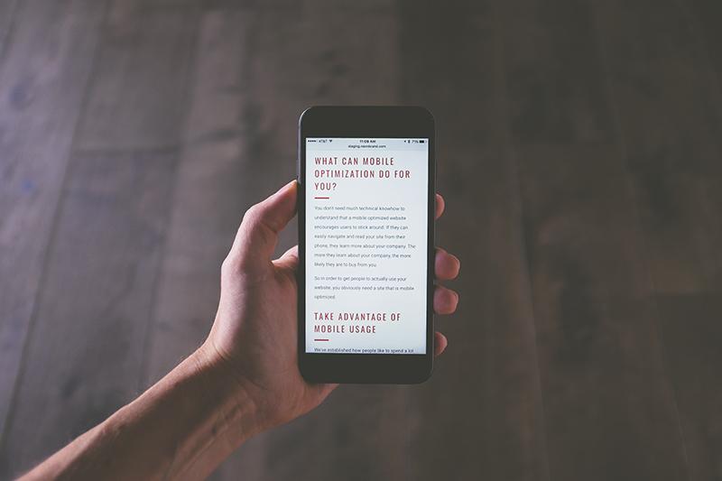 ecommerce website mobile friendly-Superb Blog