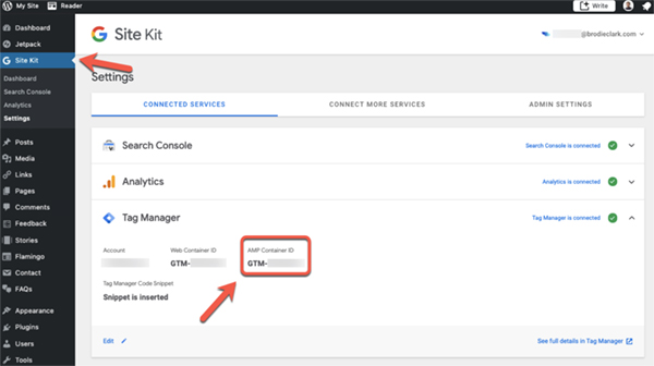 Google Web Stories Analytics