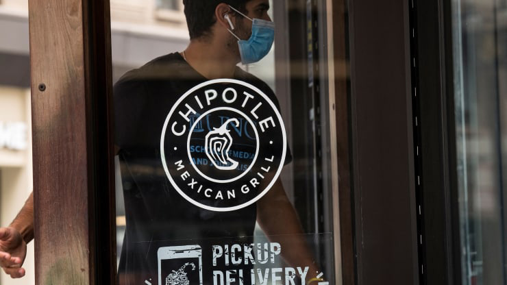 Chipotle-pickup